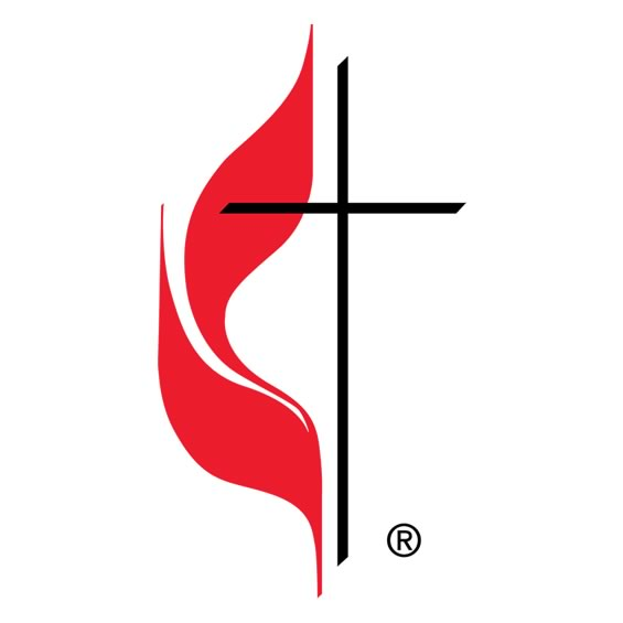 Cross and Flame logo