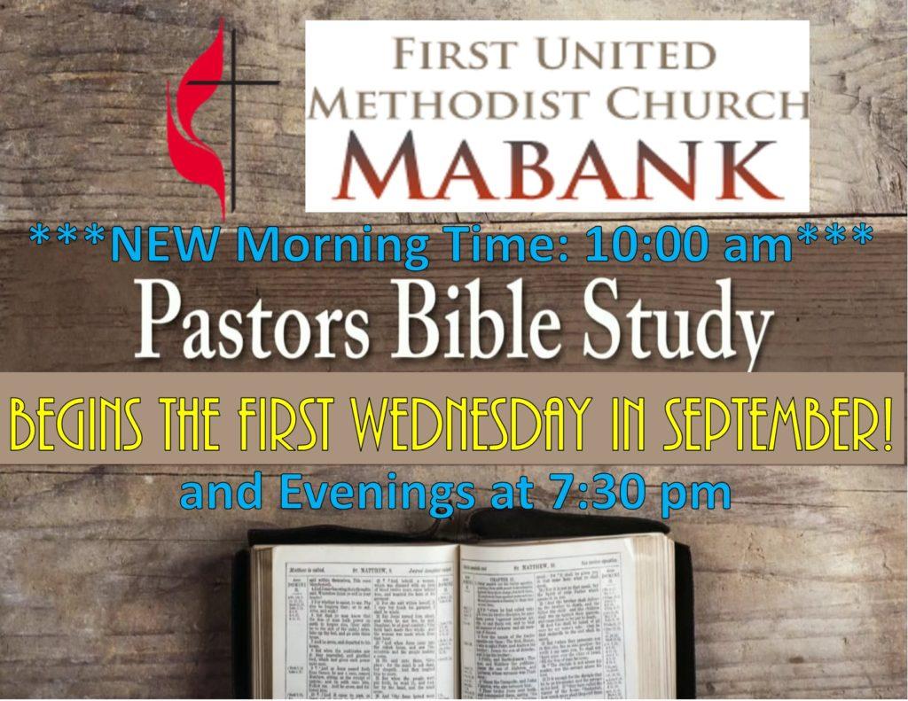 Adult Discipleship and Fellowship Groups - First UMC Mabank