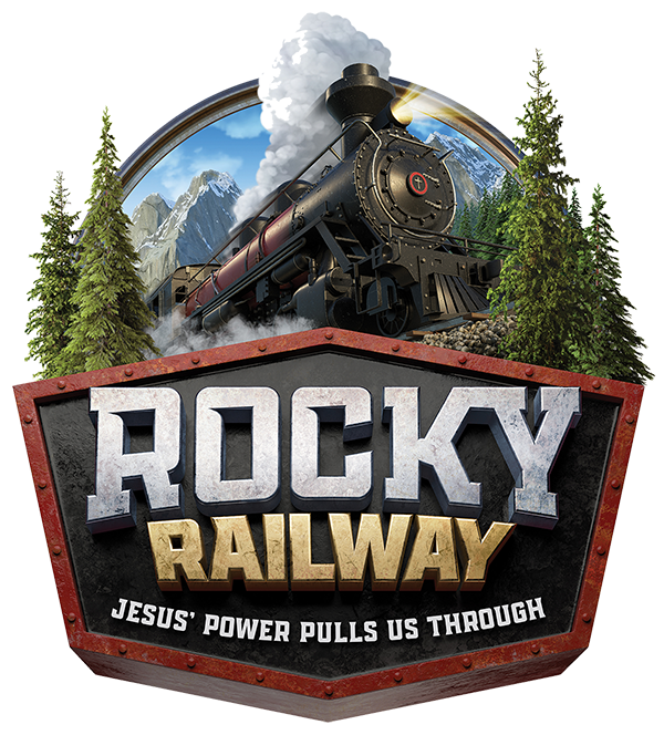 Vacation Bible School Rocky Railway